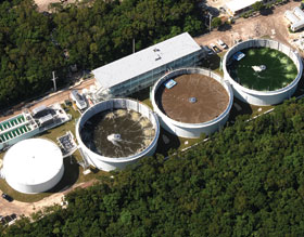 Wastewater Treatment and Re-use